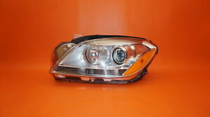 Mercedes Benz Ml350 Headlight Left Driver 2012 2013 2014 A166 820 7059 Oem