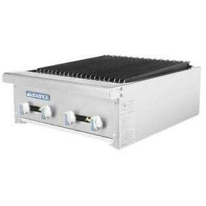 Turbo Air Tarb 24 Radiance 24 Gas Char Broiler Grill