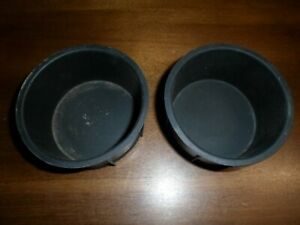 2004 2008 Ford F150 Expedition Center Console Cup Holder Rubber Inserts
