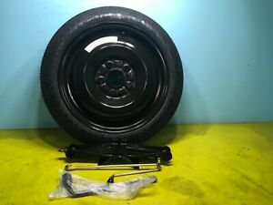 Compact Spare Tire With Jack Kit Fits 2010 2011 2012 2013 2014 2015 Honda Civic