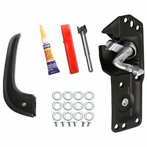 Door Handle Repair Kit Interior Inside Lh Driver For 07 13 Silverado Sierra Left