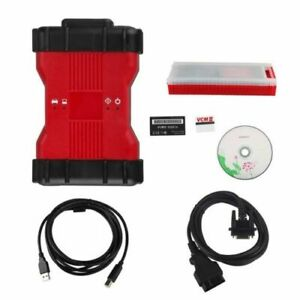 New Vcm2 For Ford Ids V112 And Mazda Ids V112 Vcm Ii 2 In 1 Diagnostic Tool