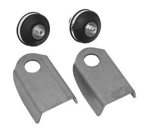 Flathead Ford Universal Motor Mount Kit W Bisquits 3005fh