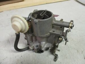 Rochester 7016523 1 Barrel Carburetor 1965 Chevrolet Corvair Auto Trans