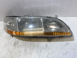 1998 1999 2000 2001 2002 Honda Accord Right Headlight Head Lamp Oem 455582