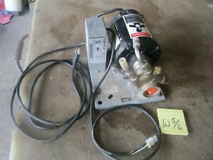 Used 1 3 hp Cornelius Timed Carbonator Pump Procon For Soda Fountain Free Shipa