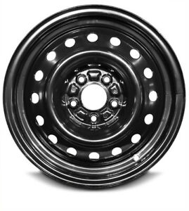 New 16x6 5 Inch Replacement Steel Wheels Rim Fits 2008 2010 Dodge Avenger