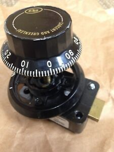 Sargent Greenleaf Safe Dial Ring Lock g3