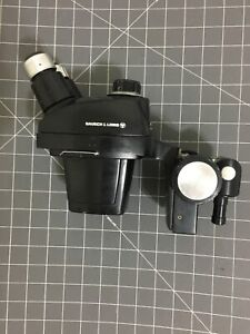 Bausch Lomb Stereozoom 4 Zoom Range 0 7x 3 0x With 10x Eyepiece