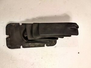 81 91 Chevy Or Gmc Truck Oem Gm 4x4 4wd Shift Shifter Boot Floor Console Rubber