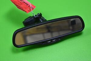 2005 Chevy Tahoe Auto Dimming Rear View Mirror Compass Temp 010103