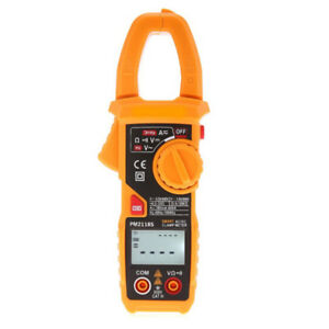 600a Auto ranging Clamp Meter Measuring Current Frequency Multimeter