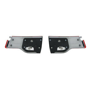 New Inner Set Of 2 Tail Lights Fit Honda Odyssey 2008 34150shja51 34155 shj a51