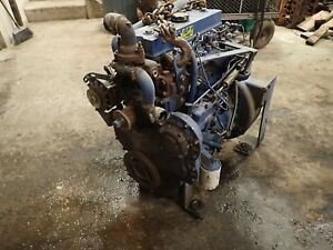 Perkins 4 41 Diesel Engine Runs Exc Rare Lm 4 1 1004 4 41 236 Massey Tractor