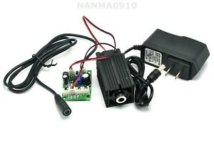 980nm Infra red Laser Module 200mw Focus Dot Light W 12v 1a Adapter