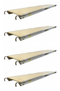 7 Aluminum Plywood Walkboards Set Of 4