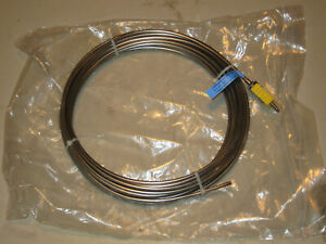 Cleveland Electric Thermocouple Type K T c 480 Long Nos