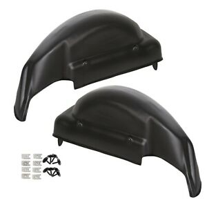 For 2006 2014 Ford F 150 Rear Wheel Well Inner Liners Mud Flap Splash Guards