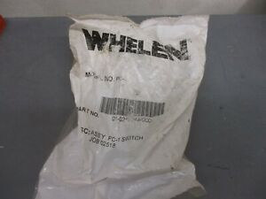 Whelen Switch 01 0210344 000
