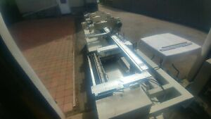 Brother Bas 423 Embroidery Machine Frame Tubular Complete