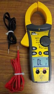 94627 Ideal 61 775 1000a Ac dc Tightsight Clamp Meter With True Rms