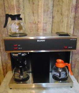 Bunn 042750031 Coffee Maker With 3 Warmers Local Pick Up Only