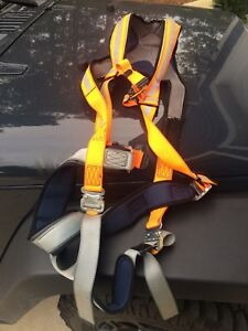 Dbi sala Fall Protection Harness Model 1109378 Size Xl Extra Large