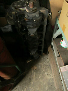Hot Rod Rat Rod Inline 6 Chevy 292 1986 Engine Motor