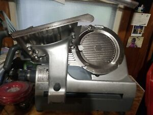 12 commercial Hobart Meat Cheese Automatic Manual Slicer Deli 2912 Nice Machine