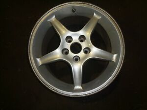 98 99 00 01 02 03 04 Mustang Wheel 17x8 5 Spoke Gt With Exposed Lug Nuts