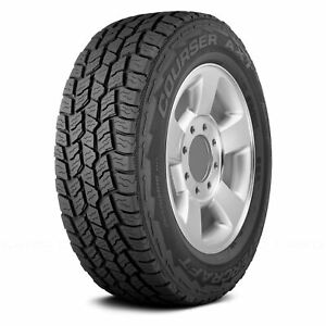 Mastercraft Set Of 4 Tires 35x12 5r18 Q Courser Axt All Terrain Off Road Mud