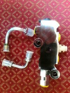 Chrome Power Brake Proportioning Valve