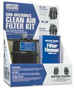 1 4 Clean Air Filter Kit M45 Motor Guard M45 Mot