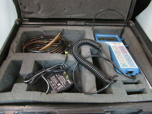 Tsi Model 8360 Velocicalc Plus Air Velocity Meter With Case