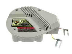 Accel 140003 Super Coil Ignition Coil Hei In Cap