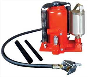 20 Ton Air manual Bottle Jack Astro Pneumatic 5302a Ast