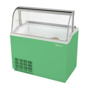 Turbo Air Tidc 47g n 47 In Green Ice Cream Dipping Cabinet