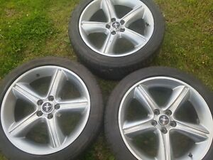 Ford Mustang Wheels Oem With Tires