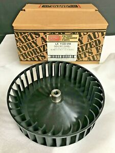 Carrier La11zd058 Inducer Motor Fan Blower Wheel D5 5 8 W1 1 2 Bore 5 16 20306