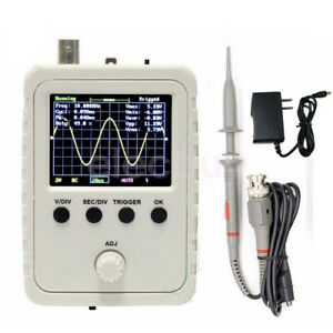 New Handheld Lcd Display Dso Digital Oscilloscope