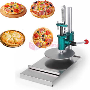 7 8inch Household Pizza Dough Pastry Manual Press Machine Roller Sheeter Pasta