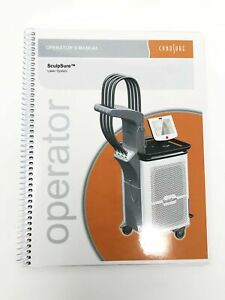 Cynosure Sculpsure Submental Laser Lipolysis Body Sculpting Operators Manual