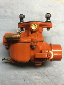 Allis Chalmers Wd Wc Wf Zenith 10981 Carburetor free Returns