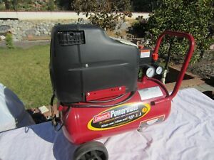 Coleman powermate Direct Drive Oil Lubricated Air Compressor