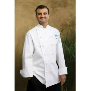 Chef Works Montreux Executive Chef Coat Jacket White All Sizes