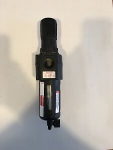New Dayton Pneumatic Air Compressor Filter Regulator Oil Water Separator 4zl02