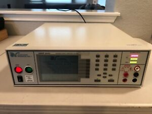 Ac dc Hipot Associated Research Omnia 8104 Electrical Safety Compliance Analyzer