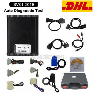 Original Fvdi 2018 Abrites Scanner Key Programmer Of Vvdi2 Cars Diagnostic Tool