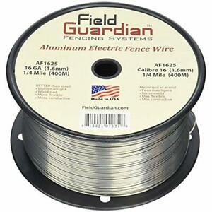 Electrical Wire 16 guage Aluminum Wire 1 4 Miles Pet Supplies