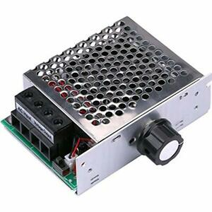 Controls Ac 110v 10000w Scr Electronic Voltage Regulator Motor Speed Thermostat